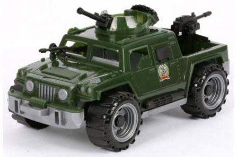 Машина Нордпласт 240 31.5 см зеленый Игрушечные машинки