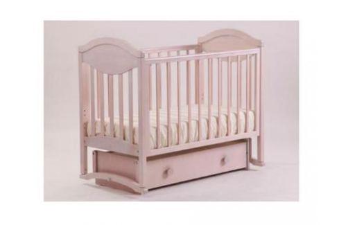 Кроватка с маятником Лель Камелия АБ23.4 (венге/декор Д007) Кроватки с маятником