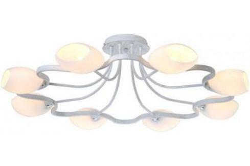 Потолочная люстра Arte Lamp Liverpool A3004PL-8WA Люстры потолочные