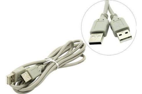 Кабель соединительный USB 2.0 AM-AM 1.8м 5bites UC5009-018C Интерфейсные кабели