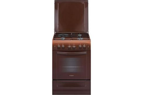 Комбинированная плита Gefest ПГЭ 6111-02 0001 коричневый Газовые плиты