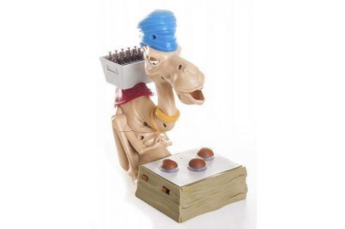 Интерактивная игрушка Fotorama Плюющий верблюд от 4 лет бежевый 791С Интерактивные животные и роботы