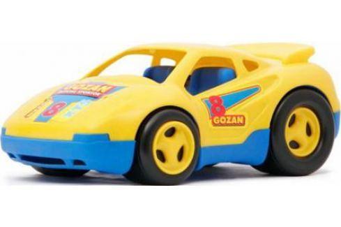 Автомобиль Полесье Ралли гоночный желтый 8954 Детские модели машинок
