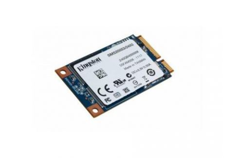 Твердотельный накопитель SSD mSATA 240GB Kingston SSDNow mS200 Read 540Mb/s Write 530Mb/s SMS200S3/240G SSD диски