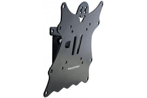 """Кронштейн Kromax CASPER-201 черный LED/LCD 20-43"""" 1 степень свободы наклон +5°-15° 50 мм от стены VESA 200x200 max 30 кг Кронштейны"""