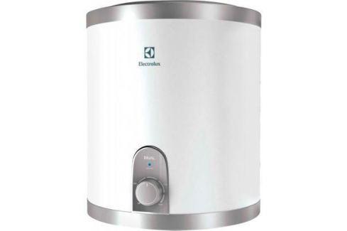 Водонагреватель накопительный Electrolux EWH 10 Rival O 10л 1.5кВт серебристый Водонагреватели