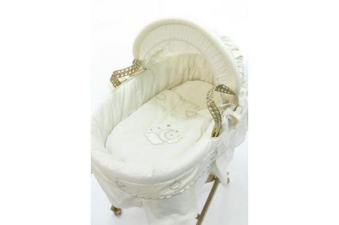 Корзина плетеная с капюшоном Fiorellino Luna Elegant Сумки и корзины для переноски
