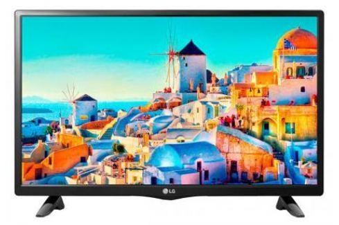 Телевизор LG 24LH451U черный Телевизоры