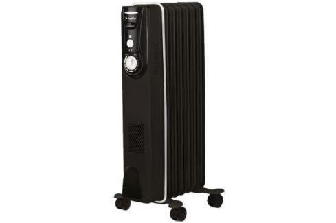 Масляный радиатор BALLU BOH/MD-07BBN 1500 Вт чёрный Масляные радиаторы