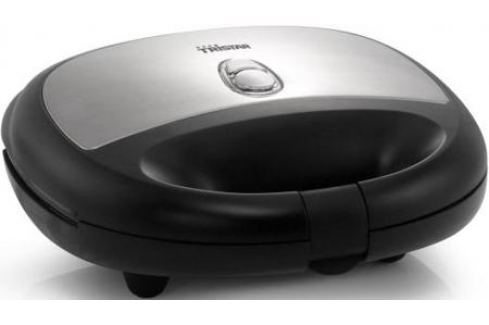 Сэндвичница Tristar SA-2151 серебристый чёрный Приборы для приготовления хот-догов