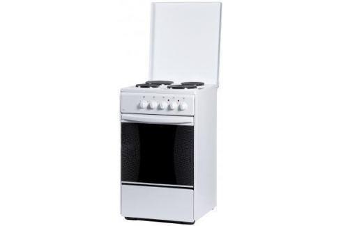 Электрическая плита Flama AE 1401 W белый Электрические плиты