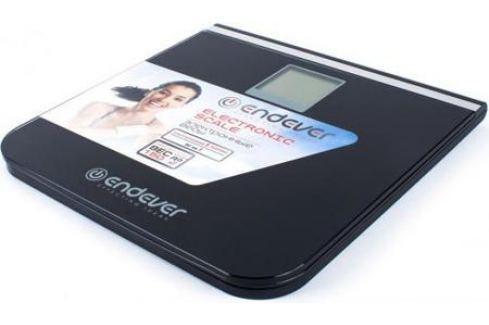 Весы напольные ENDEVER Skyline FS-540 чёрный Напольные весы