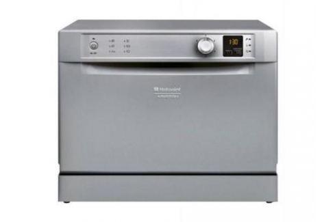 Посудомоечная машина Ariston HCD 662 S EU серебристый Посудомоечные машины
