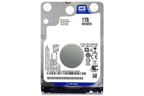 "Жесткий диск для ноутбука 2.5"" 1Tb 5400rpm 16Mb cache Western Digital Blue SATAIII WD10SPZX Жесткие диски для ноутбуков"
