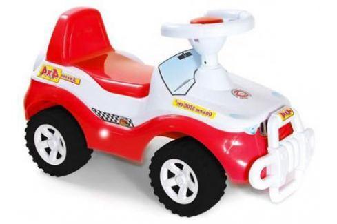 Каталка-машинка R-Toys Джипик Джипик красный от 8 месяцев пластик Каталки-транспорт