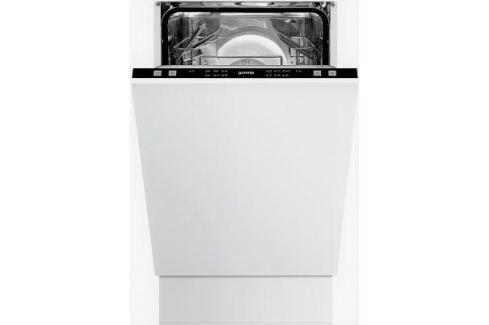 Посудомоечная машина Gorenje GV51011 белый Встраиваемые посудомоечные машины