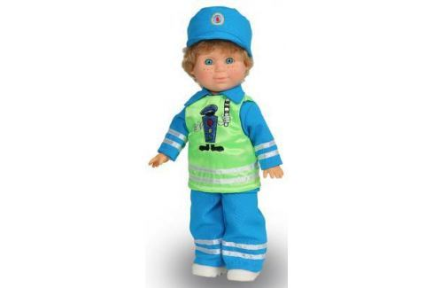 Кукла ВЕСНА Митя - Постовой 34 см говорящая Куклы фабрики Весна