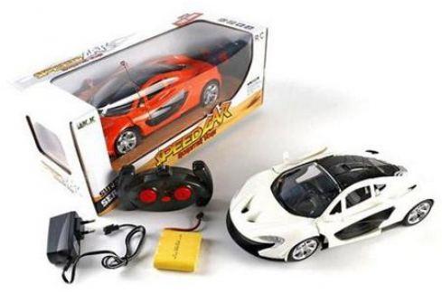 Машинка на радиоуправлении Shantou Gepai Speed Car 3699-CH3 пластик от 5 лет цвет в ассортименте в ассортименте Радиоуправляемые игрушки