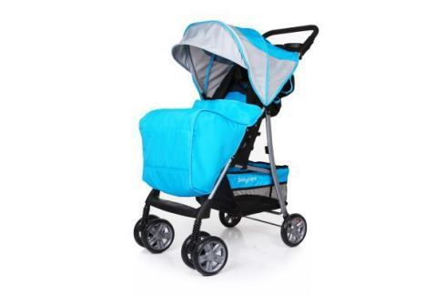Прогулочная коляска Baby Care Shopper (light blue) Прогулочные коляски
