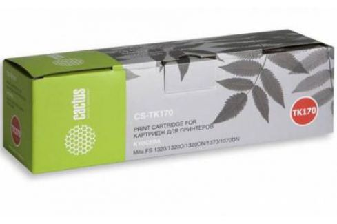 Картридж Cactus CS-TK17 для Kyocera FS1000/1010/1050 черный 6000стр Картриджи