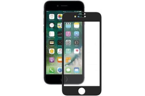 Защитное стекло 3D Deppa 62037 для iPhone 7 Plus 0.3 мм черный Защитные пленки для Apple