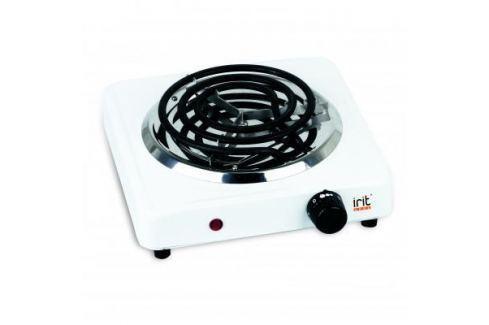 Электроплитка Irit IR-8101 белый Варочные плитки