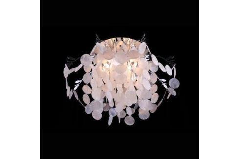 Потолочный светильник Eurosvet 60020/4 хром/перламутр Светильники потолочные