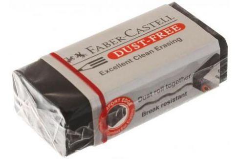 Ластик Faber-Castell Dust Free 263424 1 шт прямоугольный Ластики