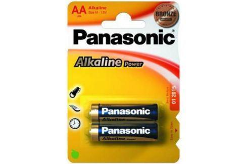 Батарейки Panasonic Alkaline Power LR6APB/2BP AA 2 шт Батарейки и аккумуляторы