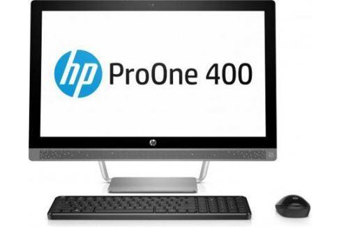 "Моноблок 23.8"" HP ProOne 440 G3 AiO 1920 x 1080 Intel Core i5-7500T 8Gb 500 Gb Intel HD Graphics 630 Windows 10 Professional черный серебристый 1KN96EA 1KN96EA Моноблоки"