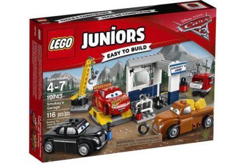 Конструктор LEGO Гараж Смоуки 10743 116 элементов Конструкторы