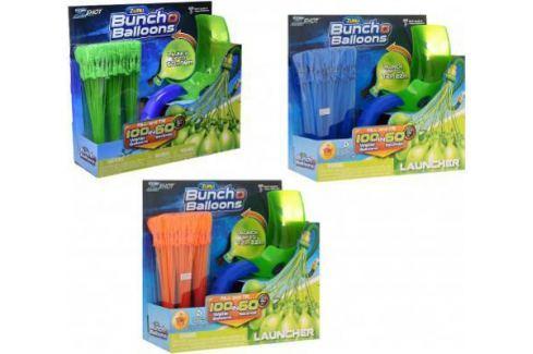 Игровой набор Bunch O Balloons ZURU Продвинутый набор из 100 шаров с пусковым устройством Z1241 Воздушные змеи
