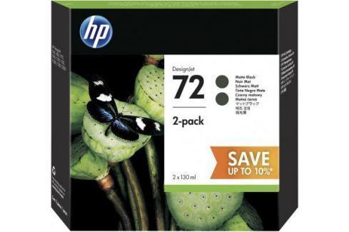 Картридж HP 72 P2V33A для HP DJ T610/T770/T1100/T1120/T1200 черный 2шт Картриджи