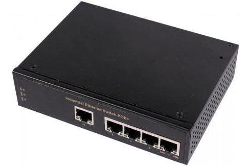 Коммутатор Osnovo SW-20500/IC 4 порта 10/100Mbps 1xSFP Коммутаторы