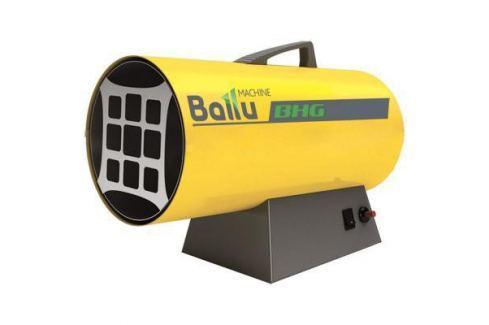 Тепловая пушка газовая BALLU BHG-40 ручка для переноски чёрный желтый Тепловентиляторы.Тепловые пушки