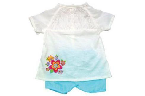 Одежда для куклы Mary Poppins 38-43см, белая кофточка и голубые штанишки 452077 Аксессуары для кукол