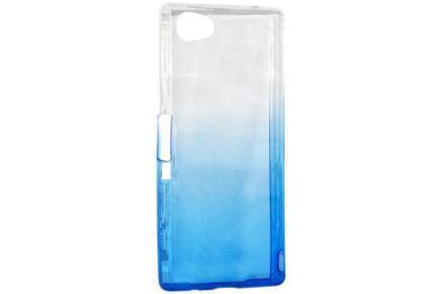Крышка задняя IQ Format для Sony Z5 MINI/Z5 COMPACT синий 4627104426220 Чехлы для смартфонов