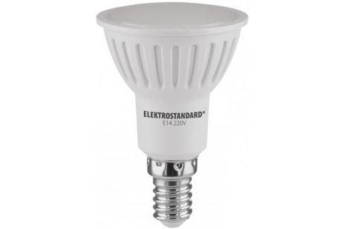 Лампа светодиодная E14 7W 6500K полусфера матовая 4690389088100 Лампы светодиодные