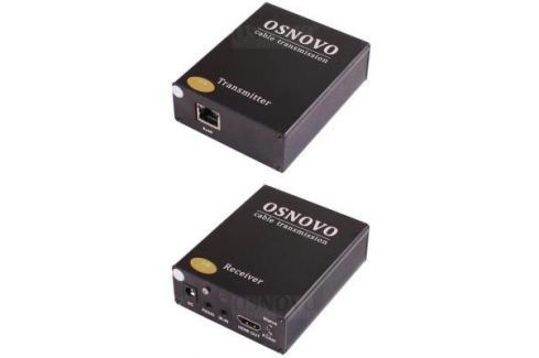 Комплект для передачи HDMI и ИК-сигналов Osnovo TLN-Hi/4+RLN-Hi/4 Оборудование для передачи сигнала