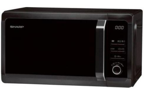 СВЧ Sharp R2852RK 800 Вт чёрный Микроволновые печи