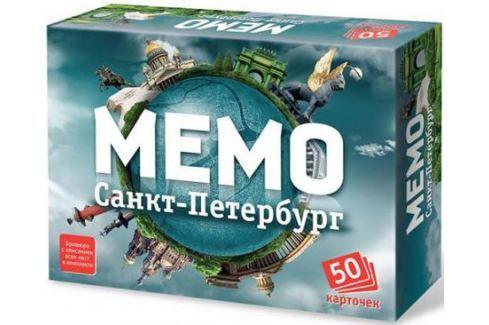 Настольная игра Бэмби развивающая Мемо Санкт-Петербург 7201 Развивающие настольные игры