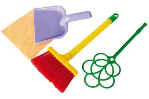 Набор для уборки Совтехстром Золушка №1 у745 4 предмета в ассортименте Игровые наборы