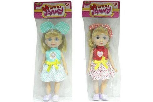 Кукла Shantou Gepai Джемми с бантиком 25 см в ассортименте M6292 Классические куклы и пупсы