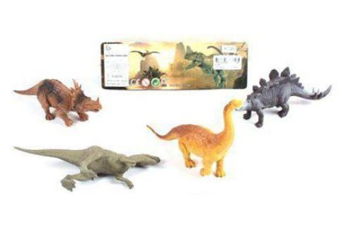 """Набор фигурок Shantou Gepai """"Долина динозавров"""" 21 см K146 Детские фигурки"""