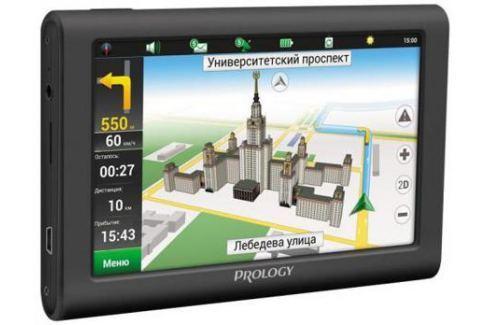 """Навигатор Prology iMap-5900 Навител 5"""" 800x480 SD черный Автонавигаторы"""