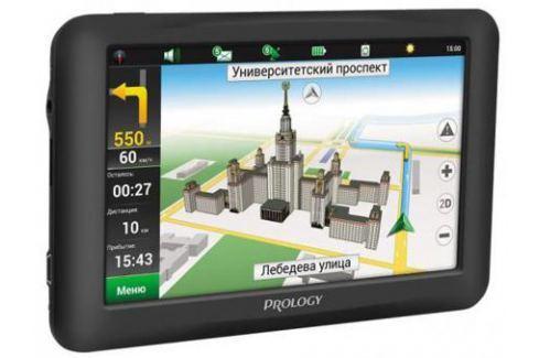 """Навигатор Prology iMap-5950 Навител 5"""" 800x480 SD черный Автонавигаторы"""