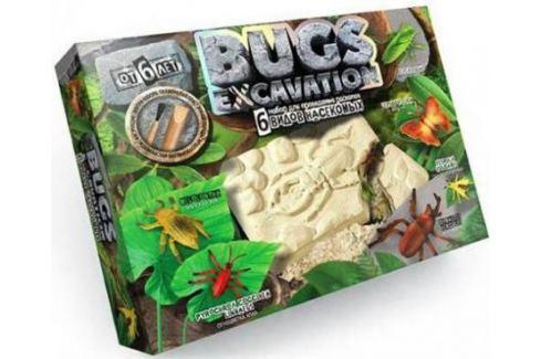 Набор для раскопок ДАНКО-ТОЙС Bugs Excavation. Насекомые (жуки и пауки) 6134 Игровые наборы