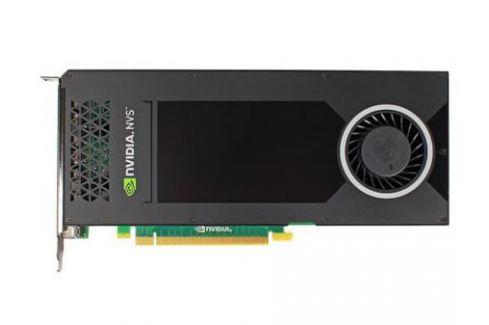 Видеокарта 4096Mb PNY nVidia NVS 810 PCI-E DVI 8xmDP 8xmDP to DP VCNVS810DPBLK-1 Bulk Видеокарты