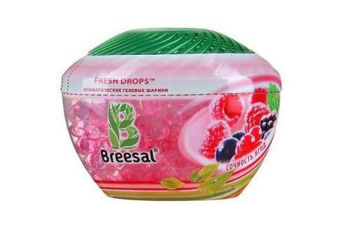 Breesal Гелевые шарики Fresh Drops Сочность ягод Поглотители запахов