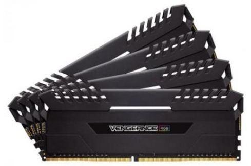 Оперативная память 64Gb (4x16Gb) PC4-28800 3600MHz DDR4 DIMM Corsair CMR64GX4M4K3600C18 Оперативная память для компьютера